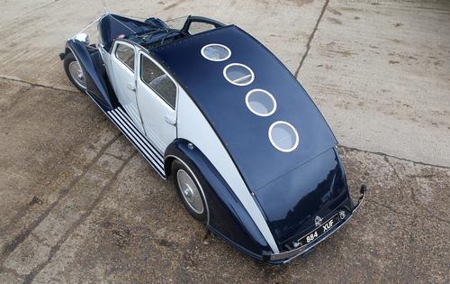 Lenyűgöző autócsodák a 20. század első feléből