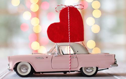 Valentin-napi autós ajándékok