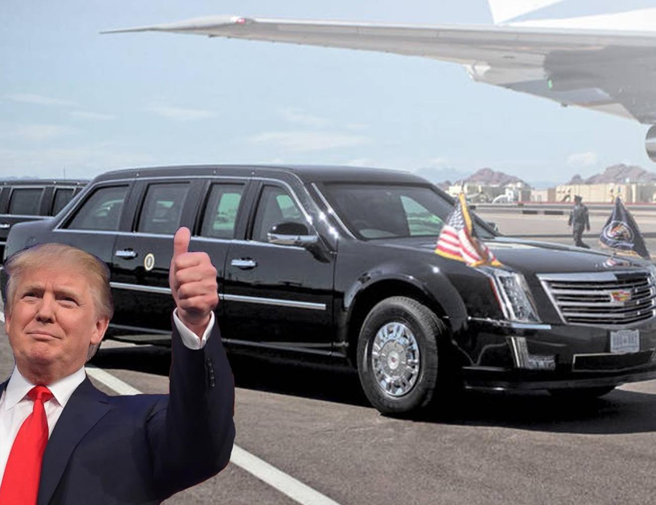 10 modern elnöki autó, amit neked is látnod kell!