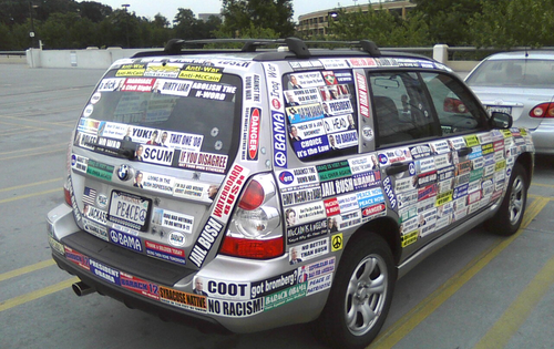 A legértelmetlenebb autós kiegészítők