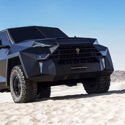 Egy kétmillió dolláros SUV-t egyenesen Bruce Wayne garázsából?