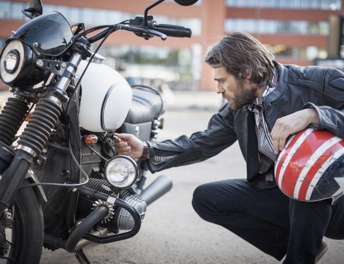 Motoroznék! – A vásárlás