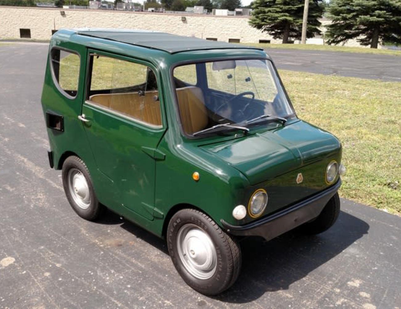 A legcukibb autó, amiről még sosem hallottál