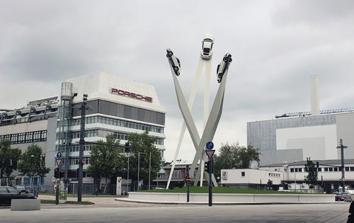 Rövid látogatás a Porsche Múzeumban