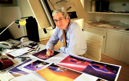 Giorgetto Giugiaro: a XX. század legmeghatározóbb autótervezője
