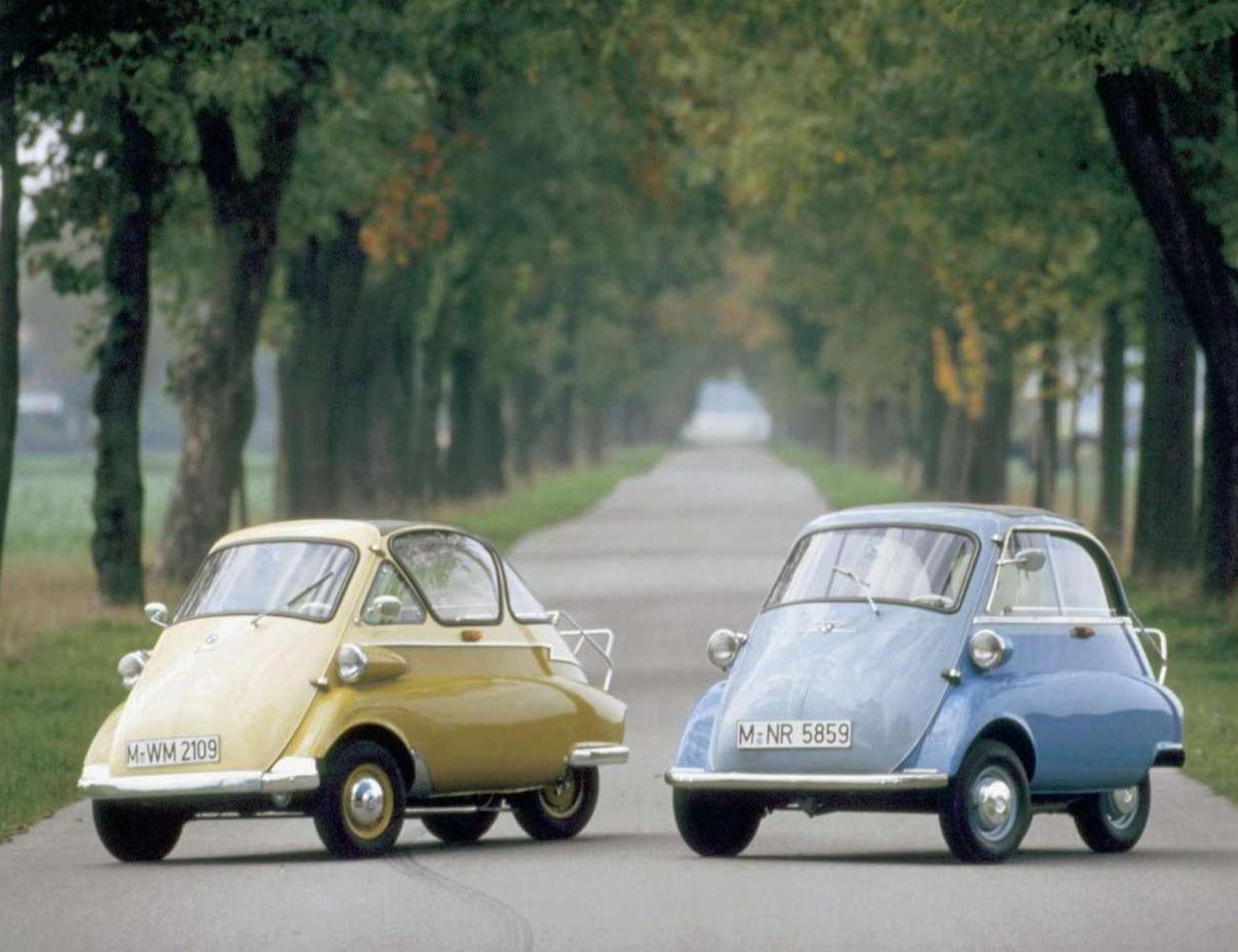 50 éves az autó, ami megmentette a BMW-t a csődtől