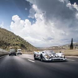 Le Mans-i Porschéval a forgalomban? Miért ne.