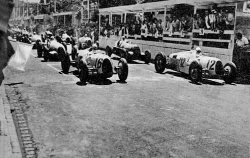 A legelső Magyar Grand Prix – 1936