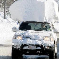 5 hiba, amit sok autós elkövet télen