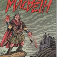 Macbeth the cartoon hero