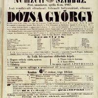 Opera ABC – Dózsa György