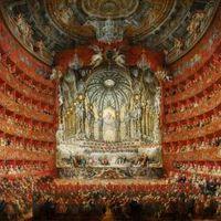 Színházi élet Rómában az 1800-as évek elején