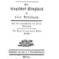 Opera ABC - Iphigénia Tauriszban