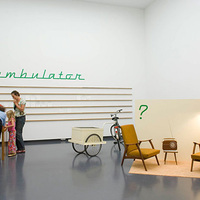 A.C.A.D.E.M.Y. at the Van Abbemuseum / Ambulator Project