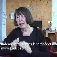 Gertrud Sandqvist, Malmö Art Academy