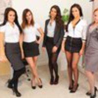 OnlyTease - Abigail, Felicity, Jo, Rachel And Jayne