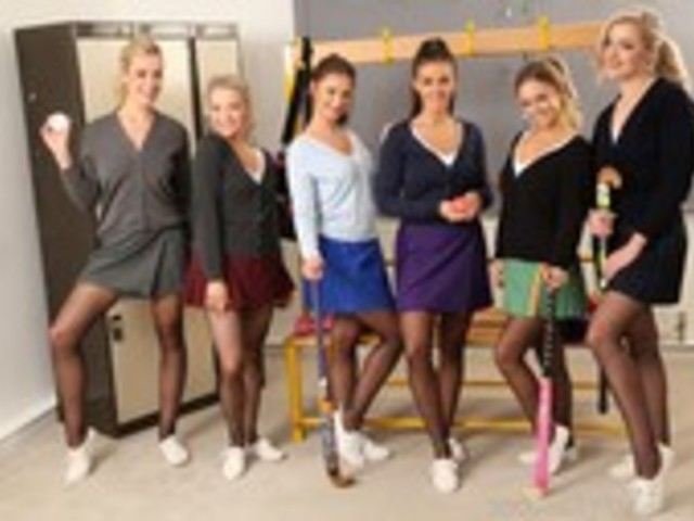 OnlyTease - Grace Fae, Rosa, Saffron, Brook A, Natalie C and Suzi