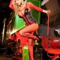 Sexy Venera - Steam Train