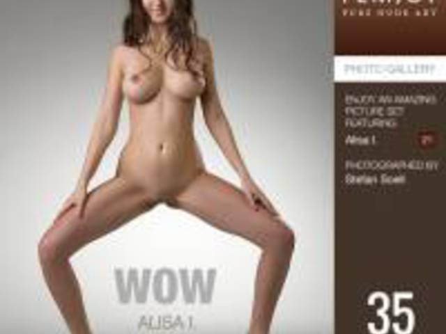 Femjoy: Alisa I - Wow
