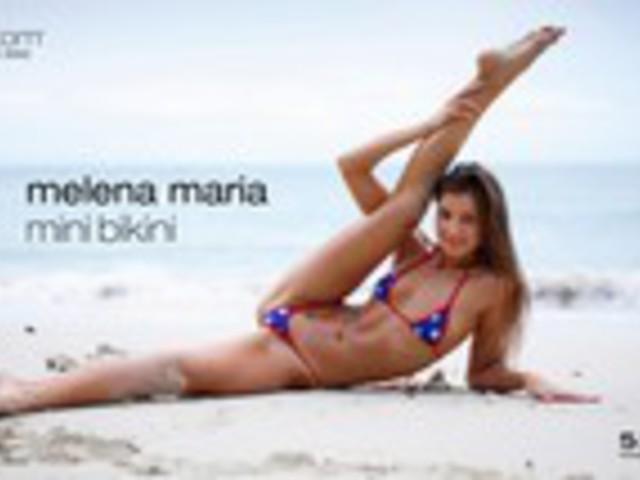 Hegre: Melena Maria - Mini Bikini