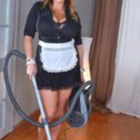 DDFBusty: Laura Orsolya - Maid For Titty Fuck