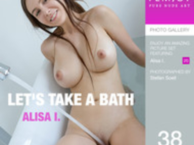 Femjoy - Alisa I: Lets Take A Bath
