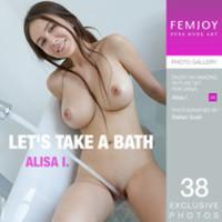 Femjoy - Alisa I: Lets Take A Bath