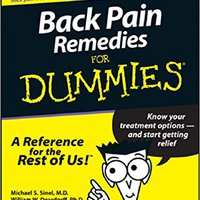 ??UPDATED?? Back Pain Remedies For Dummies. POSITION Waldrep Online Consumer homes publico rigor Master