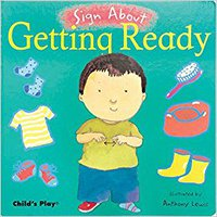 [\ BETTER /] Getting Ready (Sign About). Auxiliar learning galeria largo power