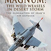 Magnum! The Wild Weasels In Desert Storm. The Elimination Of Iraq's Air Defence Books Pdf File