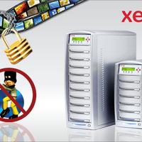 STANDARD Másolásvédelem a XEROX CD/DVD sokszorosítókban