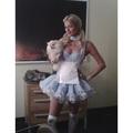 Paris Hilton imád kiöltözni Halloween-kor