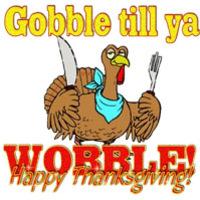 Thanksgiving Dinner - egy kis angol konyhanyelv táncoló, rappelő pulykákkal