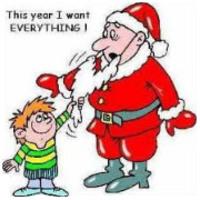Karácsonyi ajándékok - Mit kapnak a celeb gyerekek?