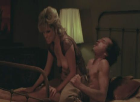 image Barbara crampton nude boobs and sex in reanimator movie