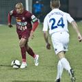 CFR Cluj - CS Otopeni 1-0 (0-0), helyszíni beszámoló