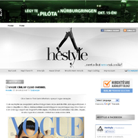 Bemutatkoznak a PS blogok: Hestyle