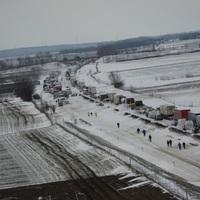 Az Indexen követték a hazaiak a hóhelyzet alakulását