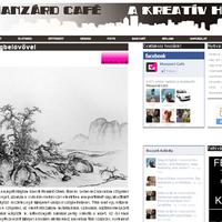 Bemutatkoznak a PS blogok: Manzárd Café
