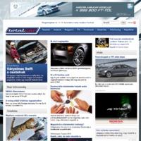Egyedi megjelenések: Mazda full-screen szponzoráció
