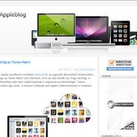 Bemutatkoznak a PS blogok: Appleblog