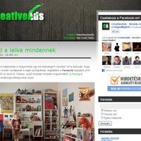 Bemutatkoznak a PS blogok: CreativeAds