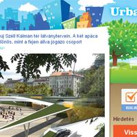 Bemutatkoznak a PS blogok: Urbanista