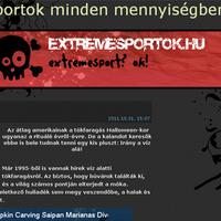 Bemutatkoznak a PS blogok: Extremesportok