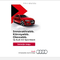 Elsőzött az Audi