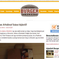 Bemutatkoznak a PS blogok: Burger Blog