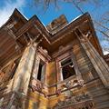 A korhadó fa monstranciája - Andrew Qzmn képei