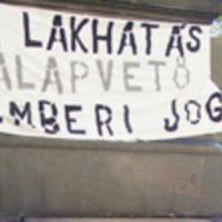 Lakhass, alkoss, gyarapíts – AVM demo a Belügyminisztériumnál