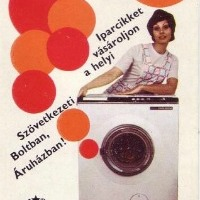 Múzeumi szombatok : a mosógép és mosószerek története