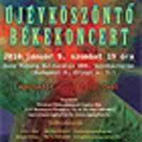 Újévköszöntő Békekoncert január 9-én a BM Duna Palotában
